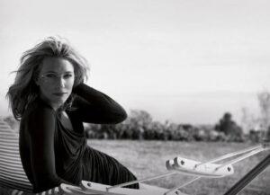 Cate Blanchett Silhouette icon