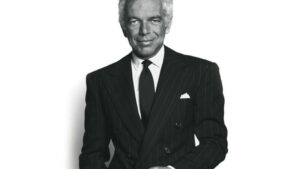Ralph Lauren to receive Outstanding Achievement Award