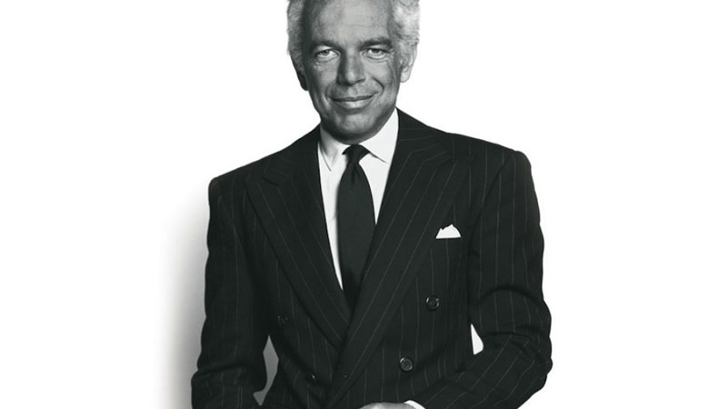 Ralph Lauren - Outstanding Achievement Award